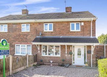 Thumbnail 2 bed semi-detached house for sale in Minton Close, Wolverhampton