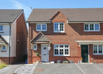 Thumbnail 3 bed semi-detached house for sale in Thomas Street, Wigan