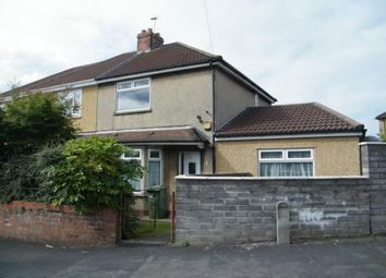 Thumbnail 2 bed semi-detached house for sale in Wilshire Avenue, Hanham, Bristol