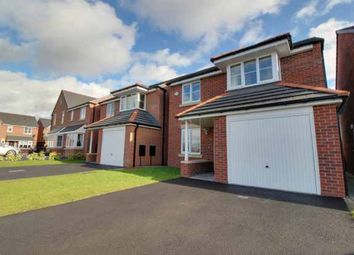 Thumbnail 3 bed detached house for sale in Heron Way, Sandbach, Cheshire