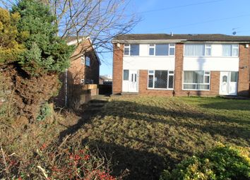 Thumbnail 5 bed semi-detached house for sale in King Lane, Moortown, Leeds