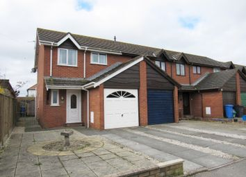 Thumbnail 3 bed end terrace house for sale in Oxenholme Avenue, Cleveleys