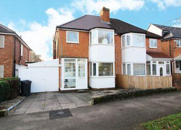 3 bed semi-detached house to rent in Newborough Road, Hall Green, Birmingham B28