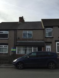 Thumbnail 3 bed terraced house to rent in Station Road West, Trimdon Station