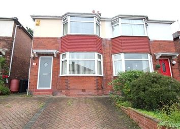Thumbnail 2 bed property for sale in Edgehill Crescent, Leyland