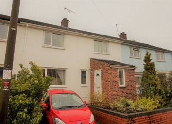 Thumbnail 3 bed terraced house for sale in Meadow Road, Cinderford