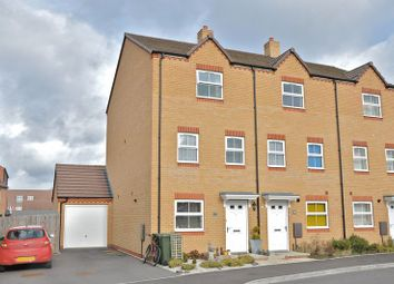 Thumbnail 4 bed terraced house for sale in Cornflower Drive, Evesham