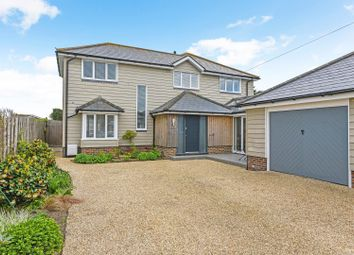 Peerley Road, East Wittering, Chichester PO20. 4 bed detached house for sale