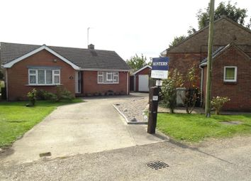Thumbnail 2 bed detached bungalow for sale in Willoughby Road, Cumberworth, Alford