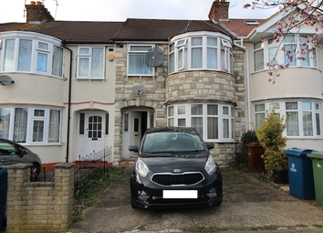 Thumbnail 3 bed terraced house to rent in Windsor Crescent, Harrow