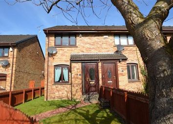 Thumbnail 2 bed end terrace house for sale in Gairbraid Court, Maryhill, Glasgow