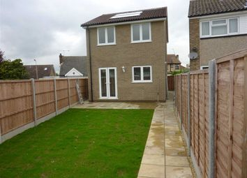 Thumbnail 2 bed detached house to rent in Downlands, Waltham Abbey, Essex