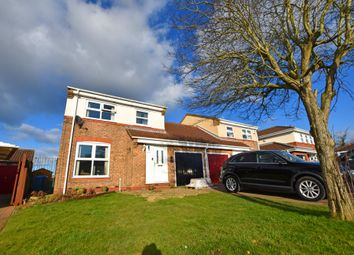 Thumbnail 4 bed link-detached house for sale in Jackson Close, Cayton, Scarborough