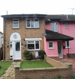 Thumbnail 5 bed end terrace house for sale in Church Park Road, Pitsea, Essex