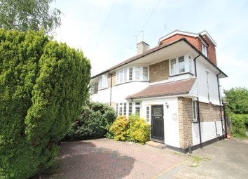 Thumbnail 4 bedroom semi-detached house to rent in Beaumont Road, Petts Wood, Orpington