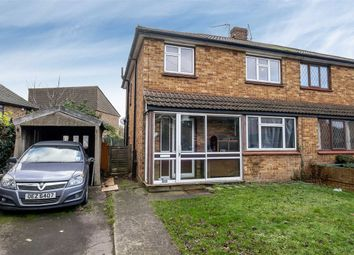 Thumbnail 3 bed semi-detached house for sale in Holloway Lane, Harmondsworth, Middlesex