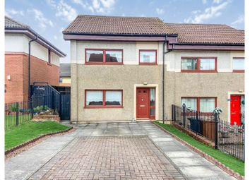 Thumbnail 3 bed terraced house for sale in Kilmartin Place, Airdrie