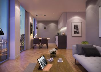 Thumbnail 3 bed flat for sale in Michigan Avenue, Salford Quays