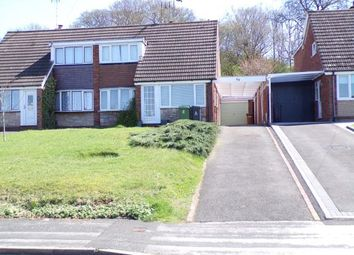 Thumbnail 3 bedroom semi-detached house for sale in Fallowfield Road, Orchard Hills, Walsall
