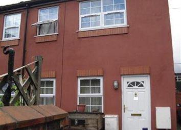 Thumbnail 2 bed terraced house to rent in Shoobridge Street, Leek, Staffordshire