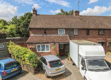 Thumbnail 3 bed semi-detached house for sale in Croft Road, Isleham, Ely