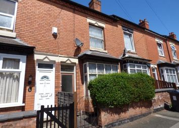 Thumbnail 3 bed terraced house for sale in Manor Farm Road, Tyseley, Birmingham, West Midlands