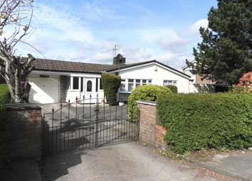 Thumbnail 4 bed detached bungalow for sale in Mill Lane, Kirkby, Liverpool