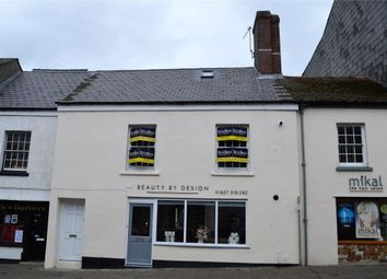 Thumbnail 2 bed flat for sale in East Street, Okehampton, Devon