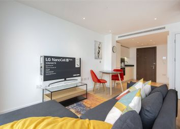 1 bed property to rent in Marsh Wall, London E14