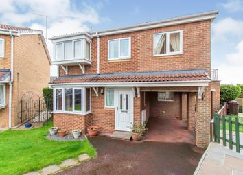 Thumbnail 3 bed detached house for sale in Cook Avenue, Maltby, Rotherham