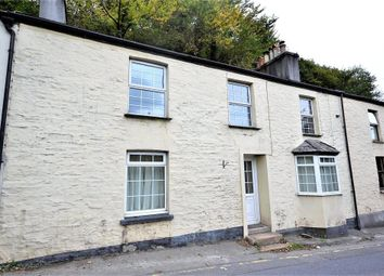 Thumbnail 3 bedroom terraced house to rent in Newbridge Hill, Gunnislake, Cornwall