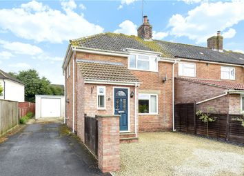 Thumbnail 3 bed end terrace house for sale in Lewesdon Close, Beaminster, Dorset