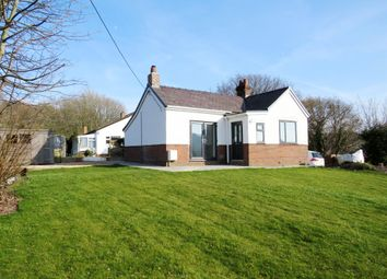 Thumbnail 2 bed detached bungalow for sale in Gresford Road, Hope, Wrexham