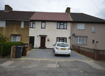 Thumbnail 3 bed terraced house for sale in Campden Crescent, Dagenham