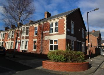 Thumbnail 3 bed flat for sale in Second Avenue, Heaton