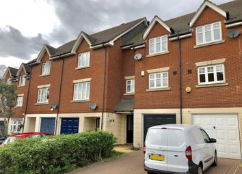 Thumbnail 3 bed town house to rent in Pearcy Close, Harold Hill, Romford