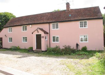 Thumbnail 4 bed detached house to rent in Garrison Lane, Great Waldingfield, Sudbury, Suffolk