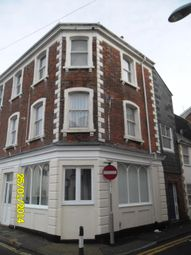 Thumbnail 2 bed flat to rent in Belle Vue, Weymouth, Dorset