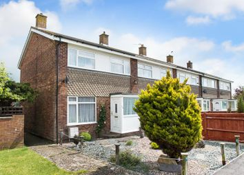 Thumbnail 3 bedroom terraced house for sale in Anderida Road, Willingdon, Eastbourne
