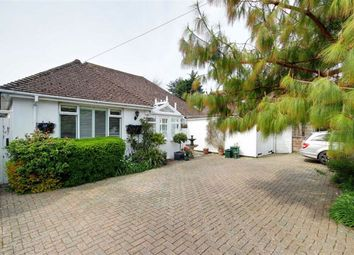 Thumbnail Detached bungalow for sale in The Glen, Worthing, West Sussex