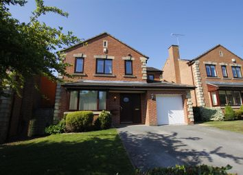 Thumbnail 4 bed detached house for sale in Underhill Road, Barlborough, Chesterfield