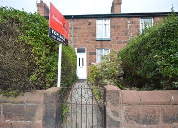 Thumbnail 2 bed terraced house for sale in Liverpool Road, Neston