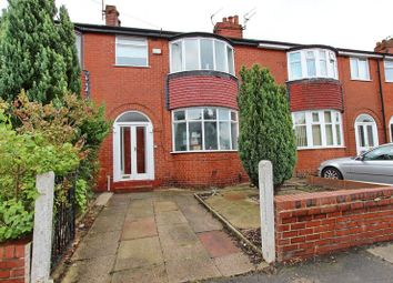 Thumbnail 3 bed terraced house for sale in Mayfair Avenue, Whitefield, Manchester