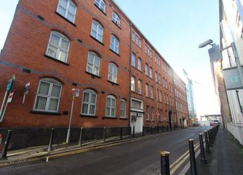Thumbnail 1 bedroom flat to rent in Time House, Duke Street, Leicester LE1 6Wb