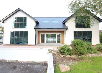 Thumbnail 5 bed detached house for sale in Bassaleg Road, Newport