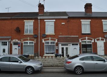 Thumbnail 2 bed terraced house for sale in Vicarage Road, West Bromwich