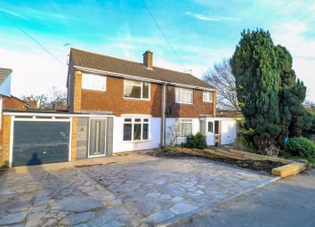 Thumbnail 3 bed semi-detached house for sale in Lowther Road, Dunstable