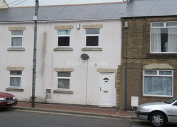 Thumbnail 3 bed terraced house to rent in Front Street, Leadgate, Consett