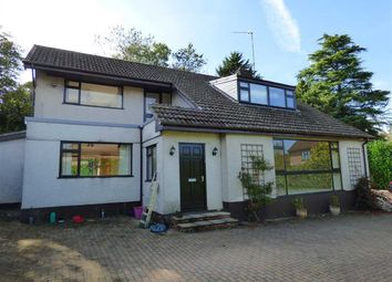 Thumbnail 4 bed detached house to rent in Two Oaks, Dinch Hill Lane, Shirenewton