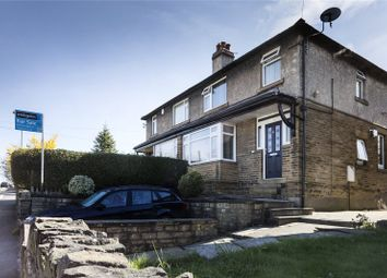 Thumbnail 3 bed semi-detached house for sale in Stockhill Street, Westborough, Dewsbury, West Yorkshire